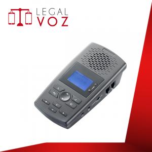 Grabador de llamadas telefónica LV