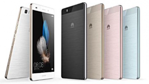 Special product - Huawei P8 Lite 2017